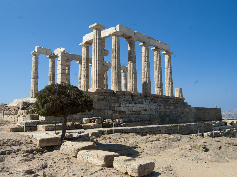 Cape Sounion - Poseidon Temple
