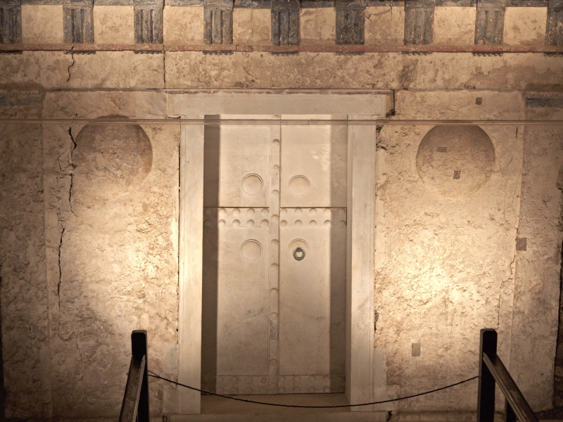 vergina tombs