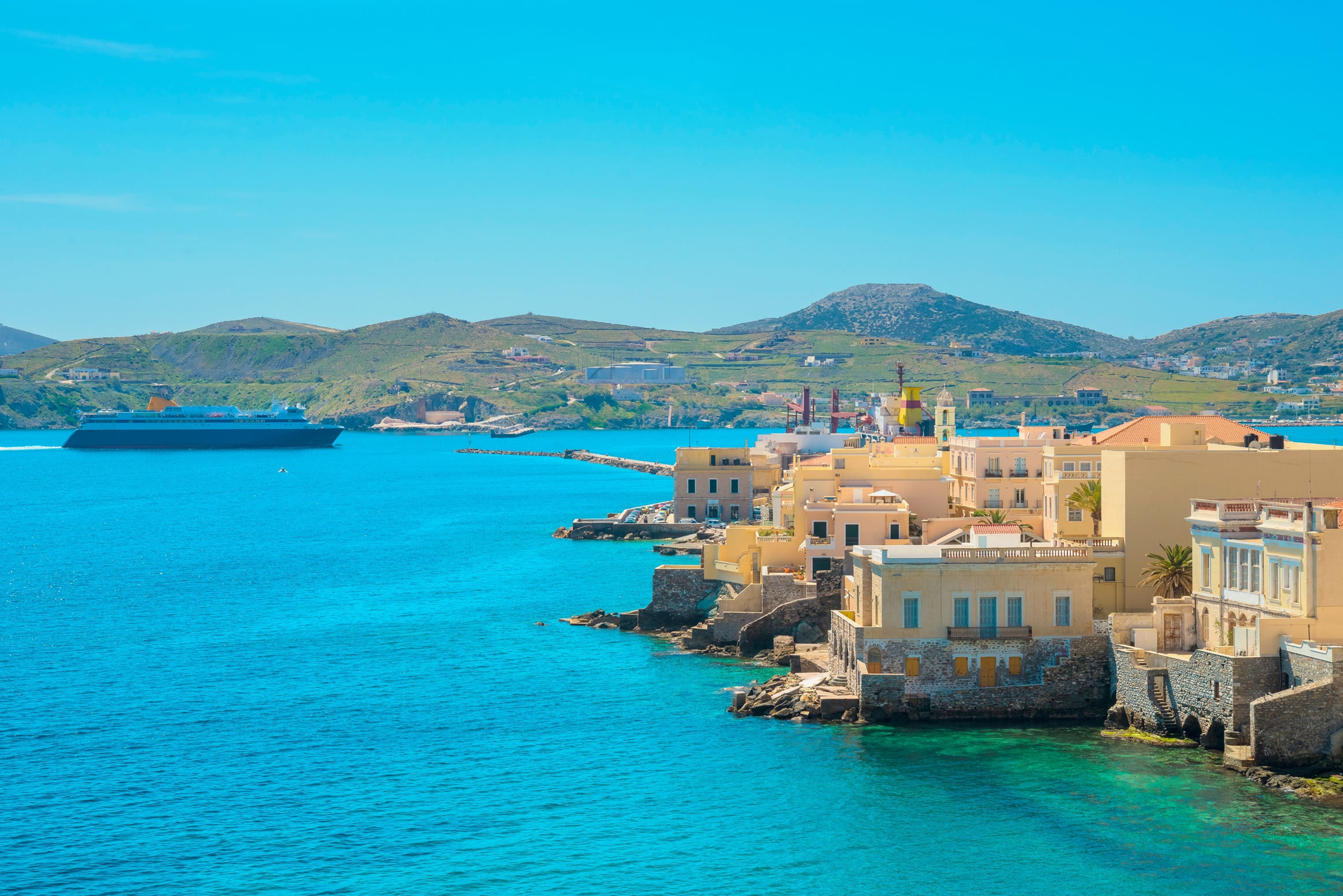 Tour To Greek Mainland Amp Cruise To The Greek Islands 12 Days
